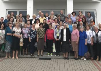 Rugsėjo 7 d. piligriminė kelionė iš Liškiavos į Šiluvą!